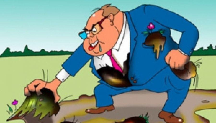 Землю - для труда сельских аграриев! Не для иностранного бизнеса!