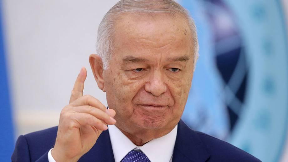 Каримов находится в критическом состоянии, - Кабмин Узбекистана