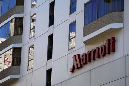 Marriott стала владелицей Starwood