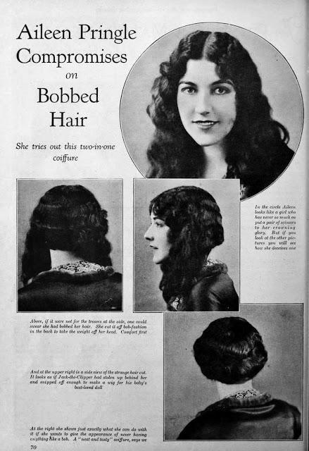Женские прически начала 20 века фото