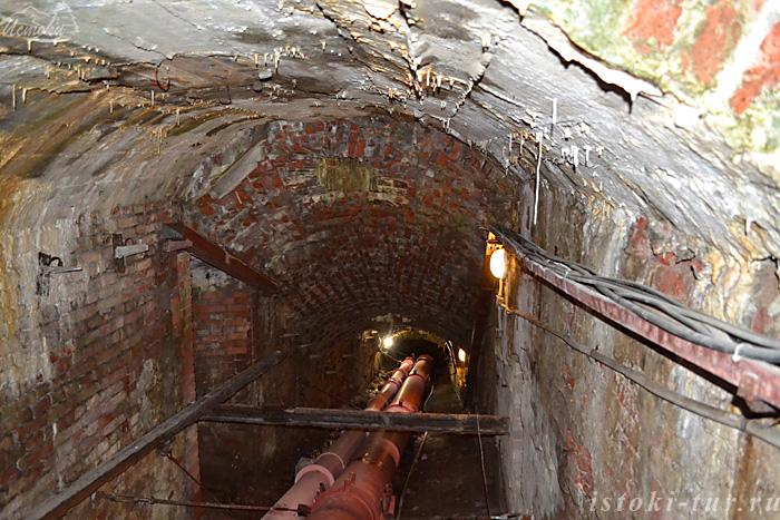 трубы_в_тоннеле_truby_v_tonnele