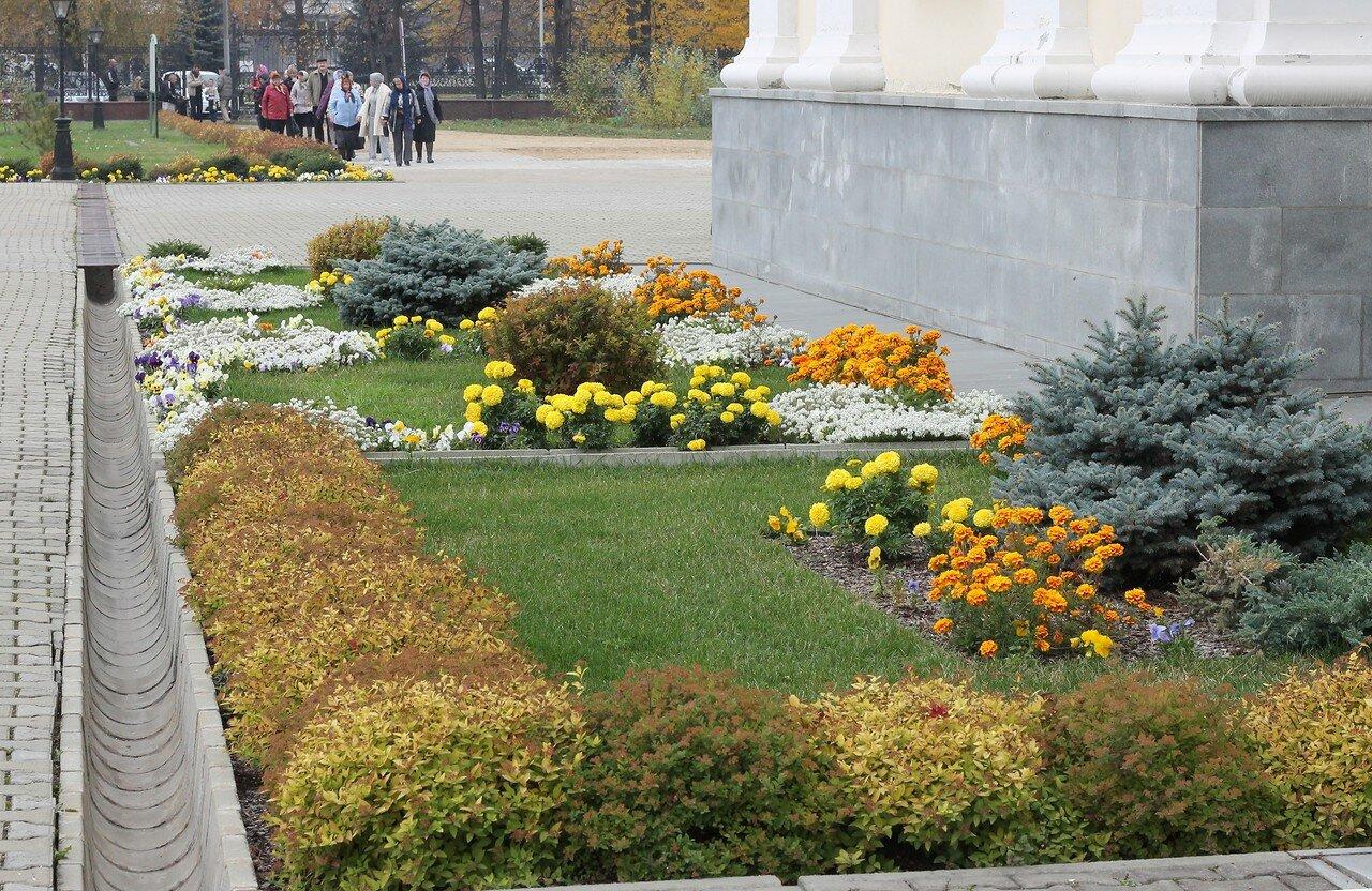 Осенний Невьянск. Спасо-Преображенский собор