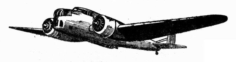 Силуэты итальянских самолетов (1939) 020