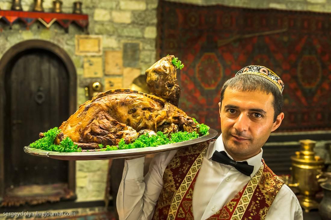 Азербайджанская кухня (21 фото)
