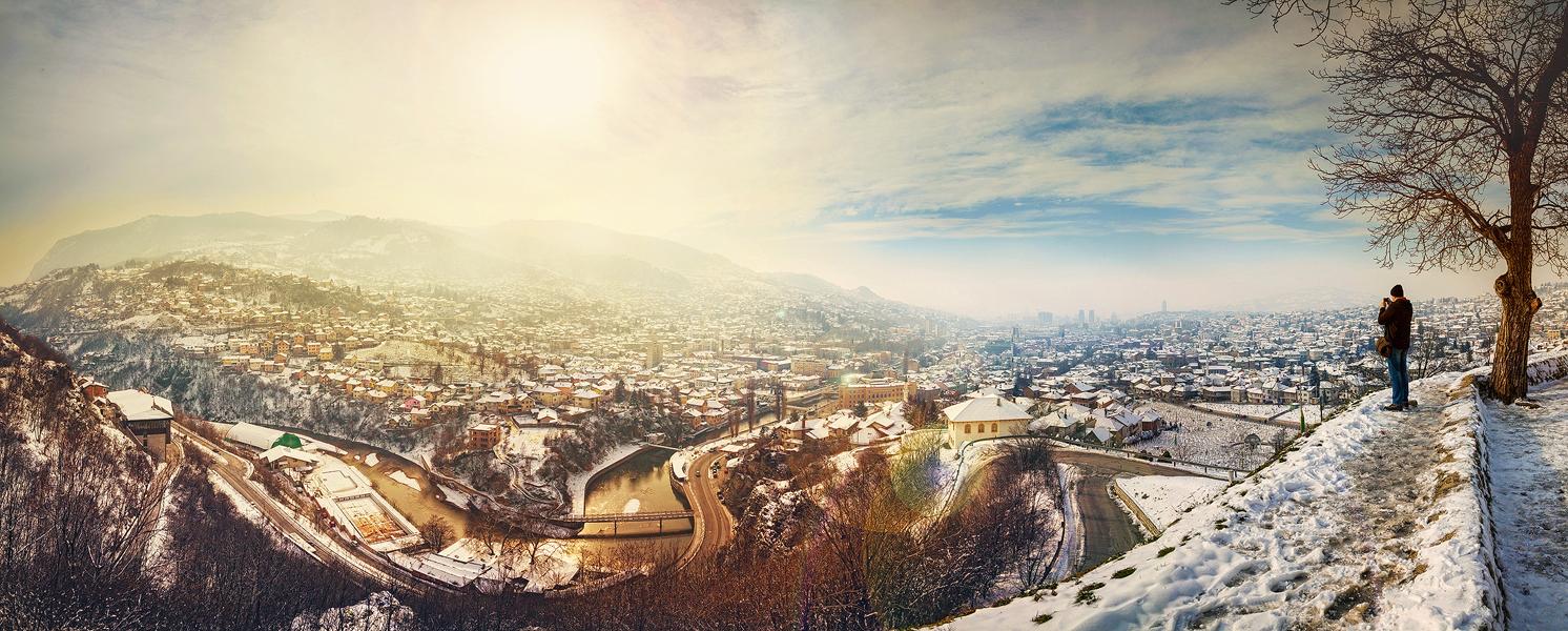 Сквозь объектив в Европу