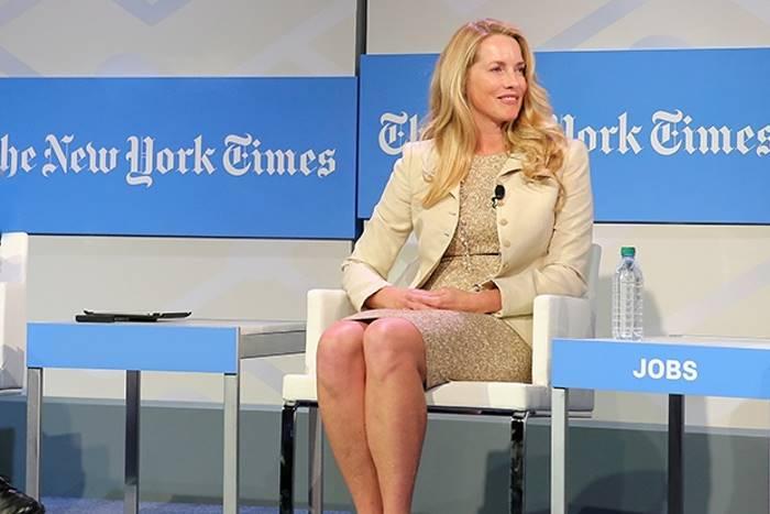 9. Лорен Пауэлл Джобс Состояние 19,5 миллиардов долларов После смерти мужа, вдова основателя Apple,