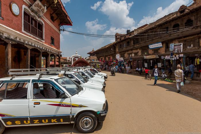 Бхактапур – город застывшего времени. Гуляя по его центральной части, создается такое впечатле