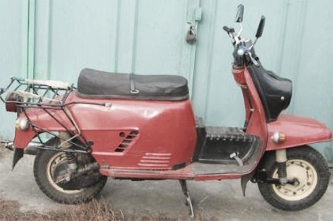 Сова Построен мотоцикл был на основе модели