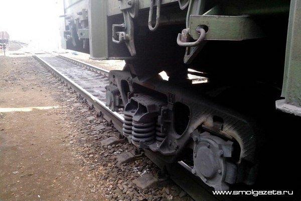 Смоленские школьники оказались вреанимации из-за селфи накрыше поезда