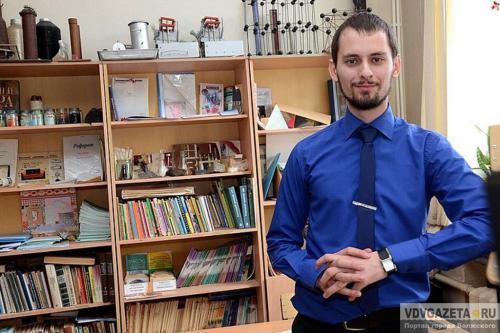 Названы финалисты конкурса «Учитель года России»