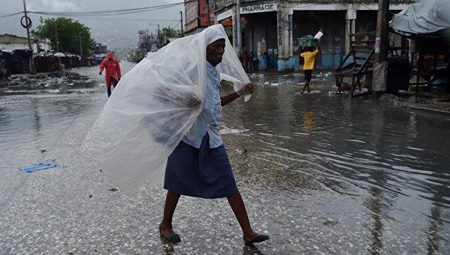 Отурагана «Мэтью» вДоминикане иГаити погибли 26 человек