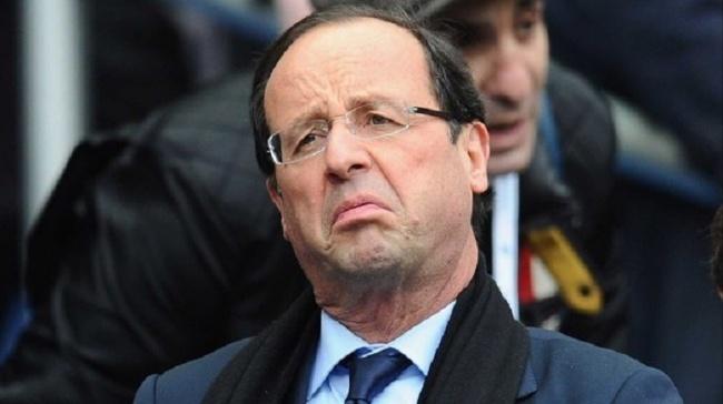 Олланд усомнился в выгоде отпредстоящей встречи сПутиным встолице франции