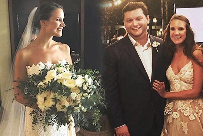 Три дня вМексике: 24-летняя Кира Пластинина вышла замуж
