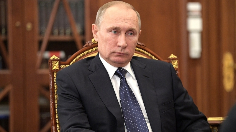 ВСирии ведут войну неменее четырех тыс. боевиков из РФ — Владимир Путин