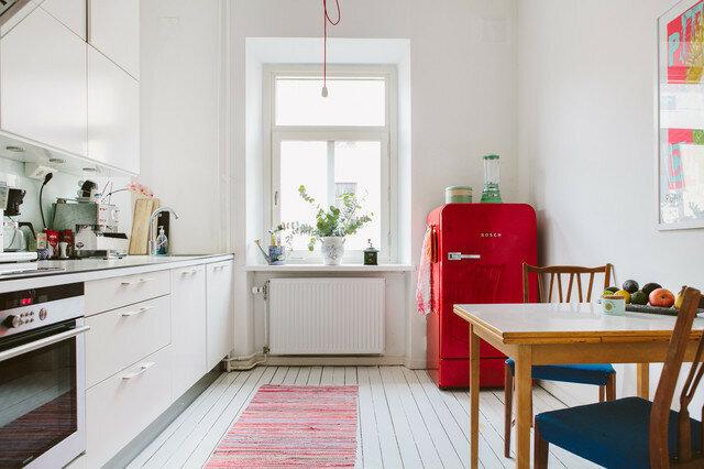 Свежие идеи для интерьера маленькой кухни, которые сделают ее стильной и уютной