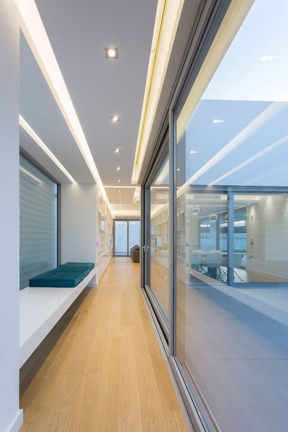 Частный дом на побережье Средиземного моря
