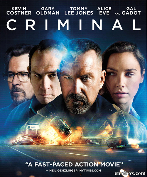 Преступник / Criminal (2016/WEB-DL/WEB-DLRip)