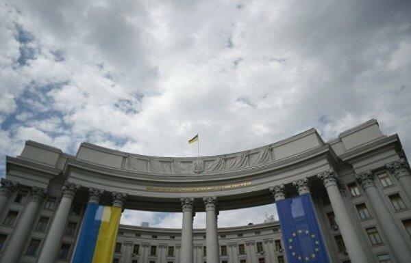 Киев, политика