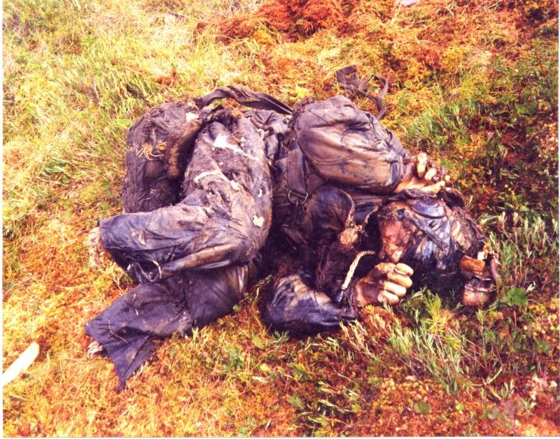 Найденный через 55 лет после гибели советский летчик Лазарев.jpg