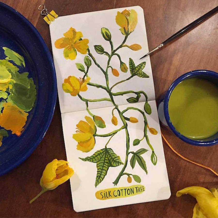Amazing Spring & Floral Watercolors