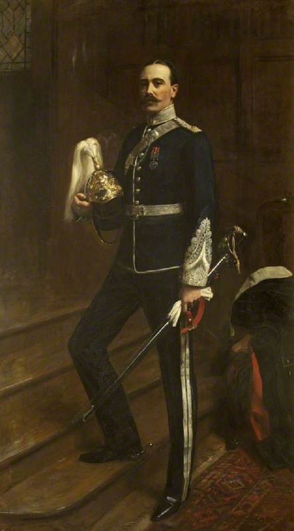George Abraham Gibbs (1873-1931), 1st Baron Wraxall of Tyntesfield