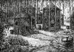 деревня эльфов
