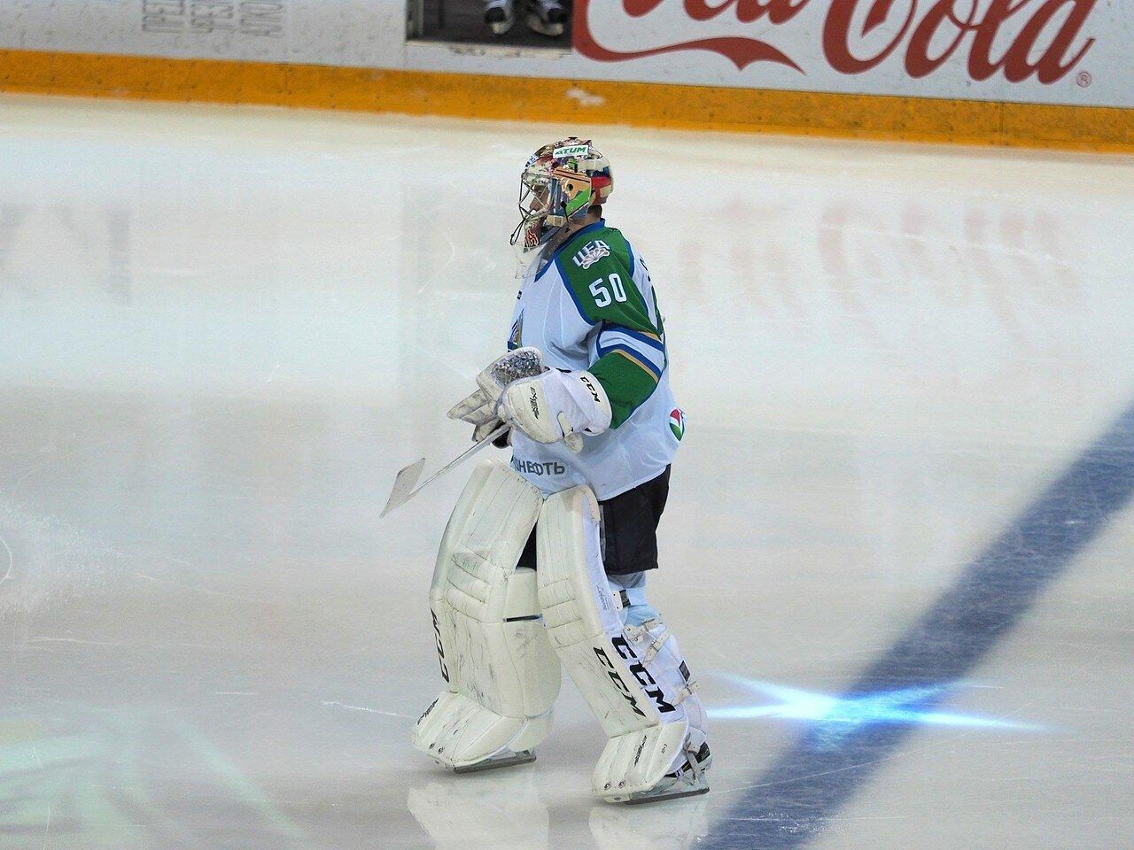 48Плей-офф 2016 Восток Финал Металлург - Салават Юлаев 25.03.2016