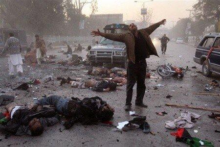 Взрыв в Багдаде: 50 погибших и более 60 раненых