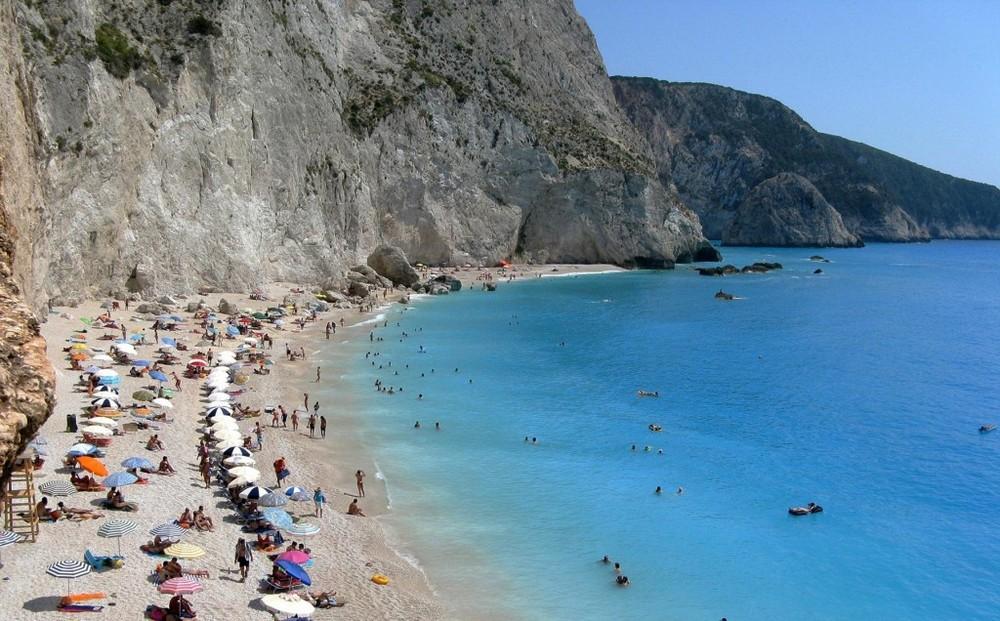 Замечательные пляжи греческого острова Лефкада