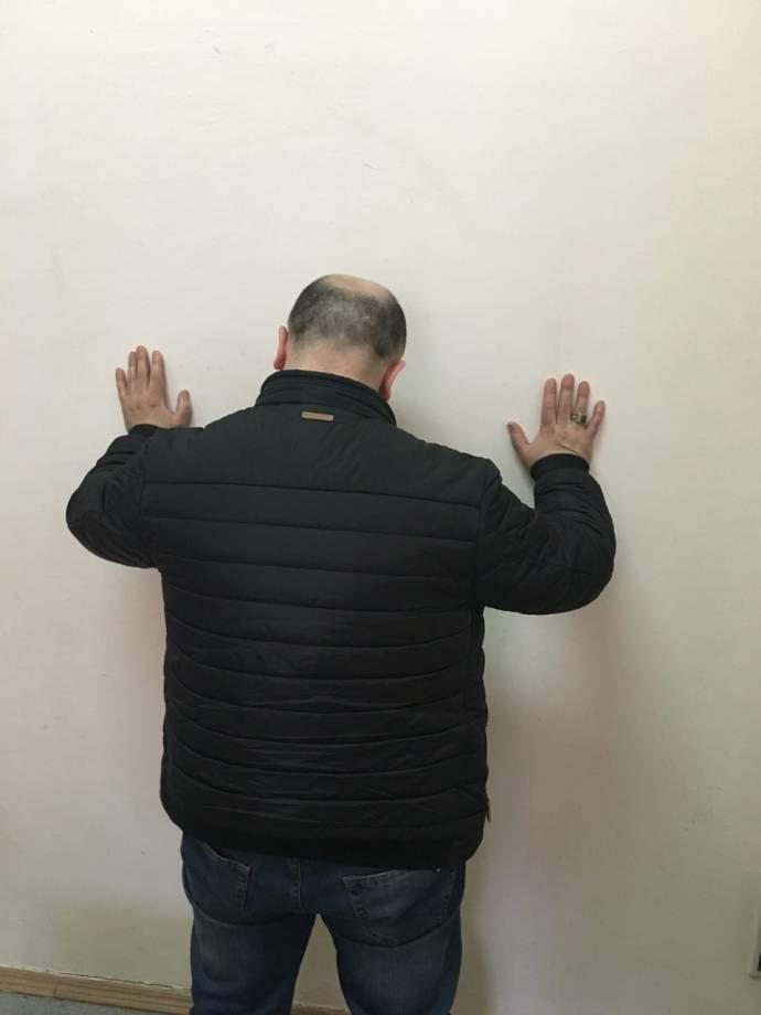Пограничники задержали турка, который пытался добраться в Польшу в обход пунктов пропуска