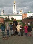 Начало учебного года в воскресной школе Донского храма