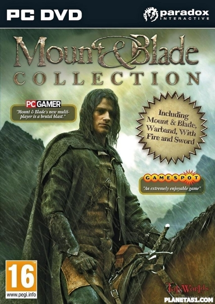 Mount & Blade (Антология) / Mount & Blade. Anthology / RU / RPG / 2008-2015 / GOG / PC (Windows)