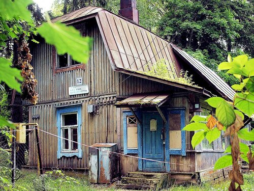 Зеленогорские дома