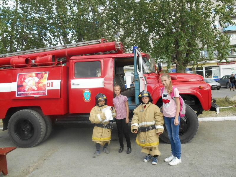Страничка безопасности: День молодежи в поселке Баранчинском