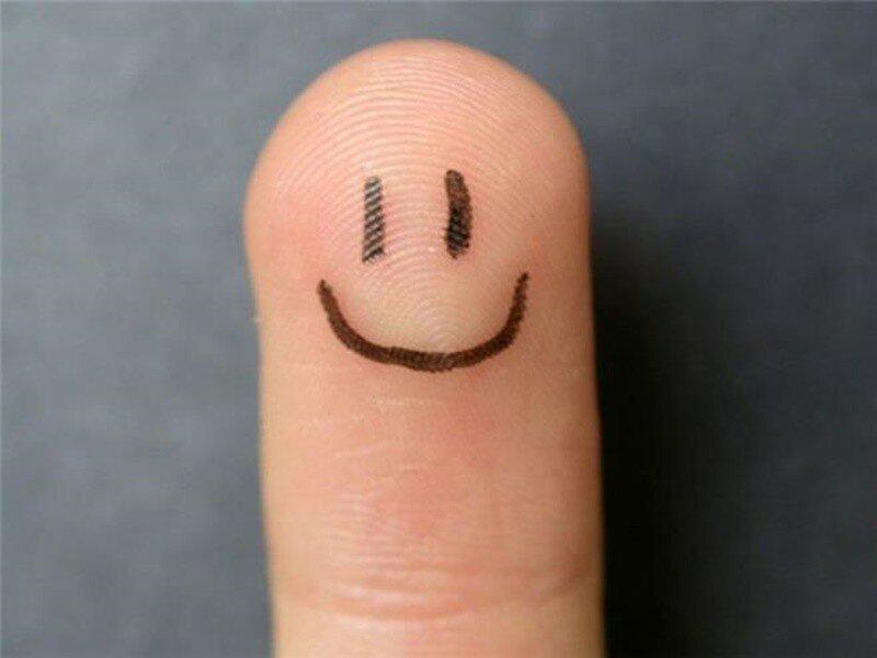 Креативные пальчики (21 фото)