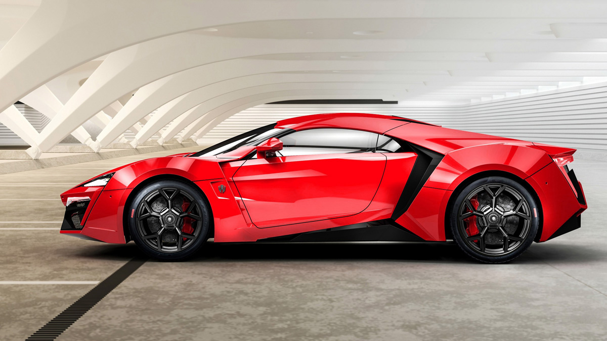 7. McLaren P1 LM — 3,6 млн. долларов