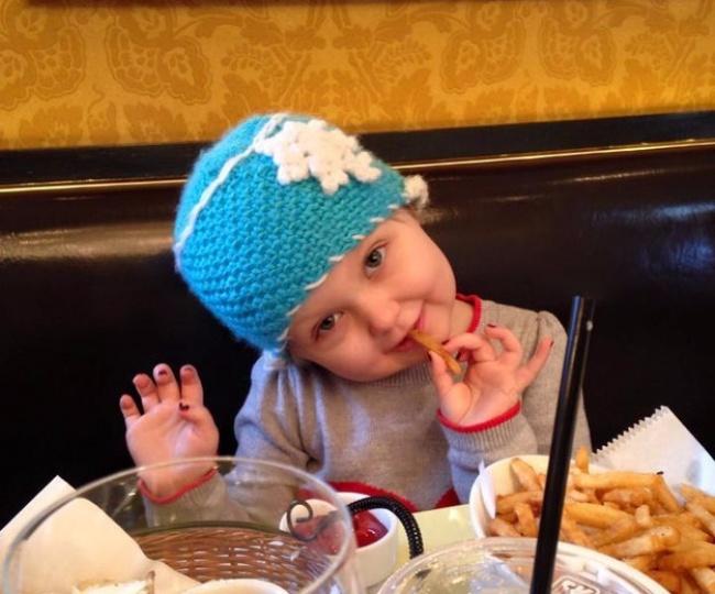 Врачи говорят, что слабый организм девочки больше невыдержит химиотерапии, атак как рак победить н