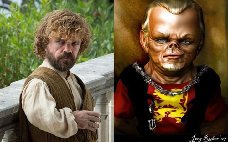 Как отличаются герои «Игры престолов» в сериале и в книгах (16 фото)