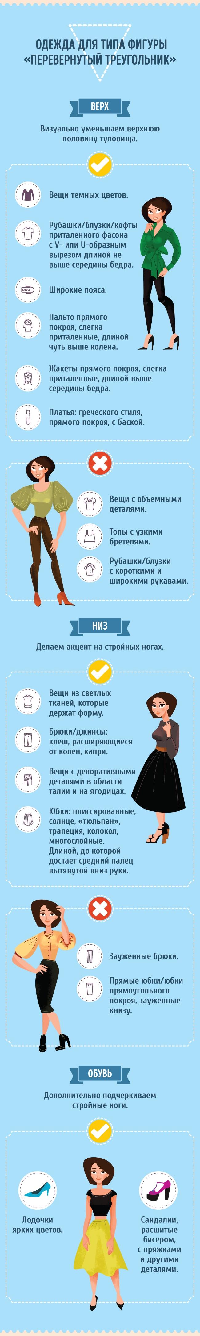 Хитрости в выборе одежды для создания идеального образа