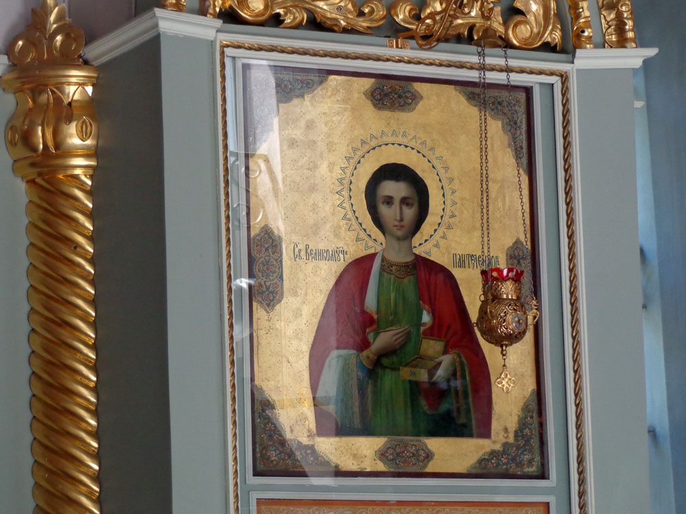 Храм великомученицы Параскевы Пятницы в Качалове