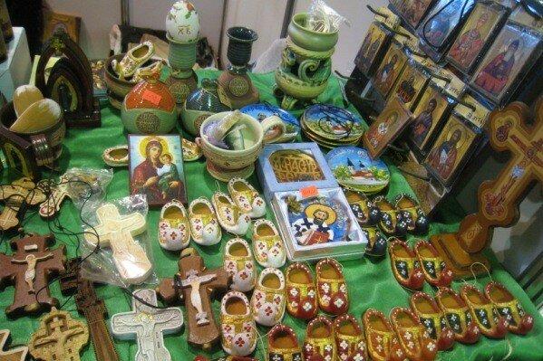 В Москве открылся Православный фестиваль «Артос»