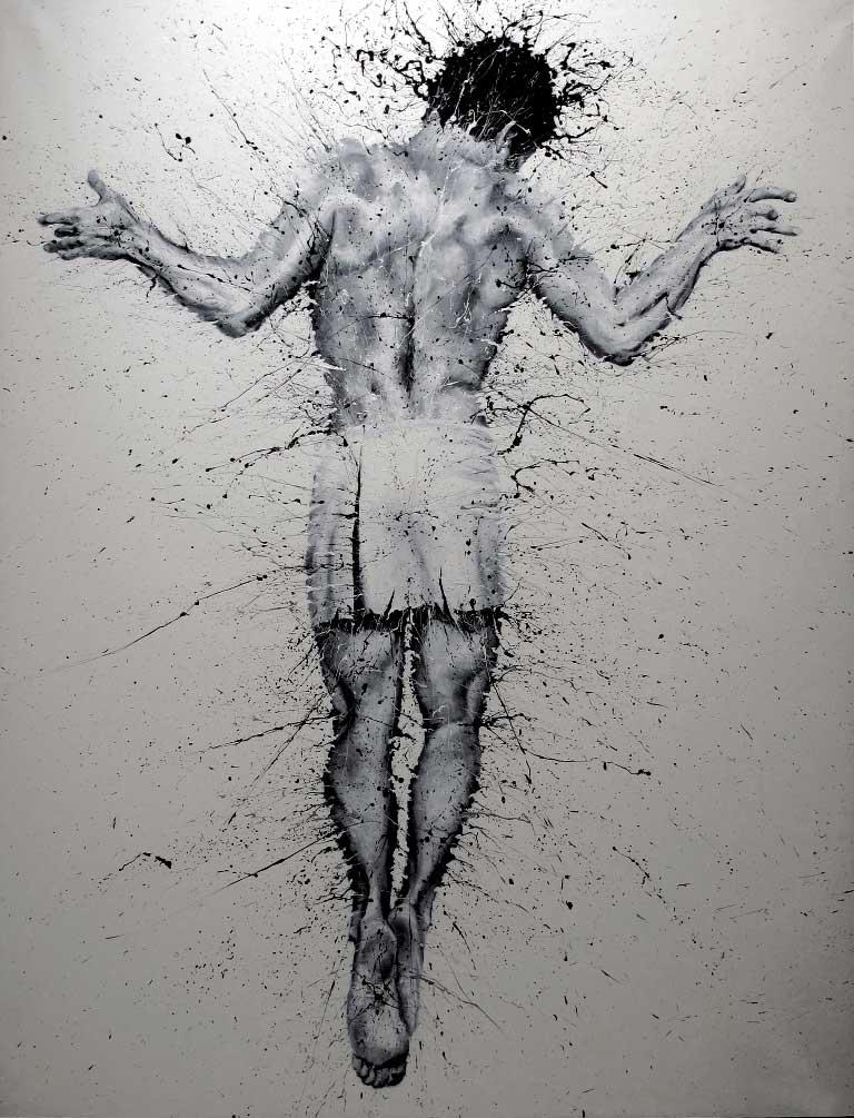 Finger paintings - Paolo Troilo