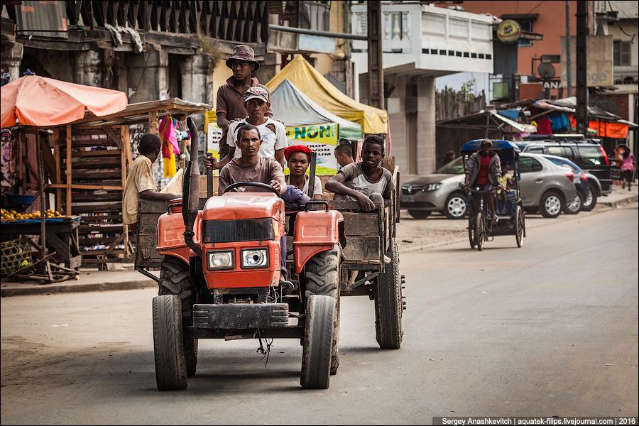 Мадагаскарский рынок