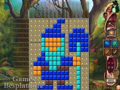 Fantasy Mosaics 14: The Fourth Color