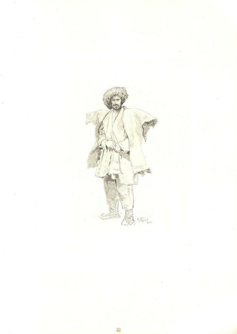 29. Тавлинец (Дагестан)