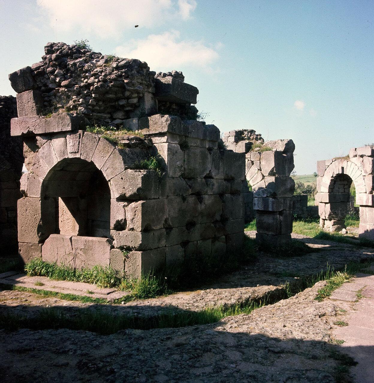 Пергам. Руины Акрополя