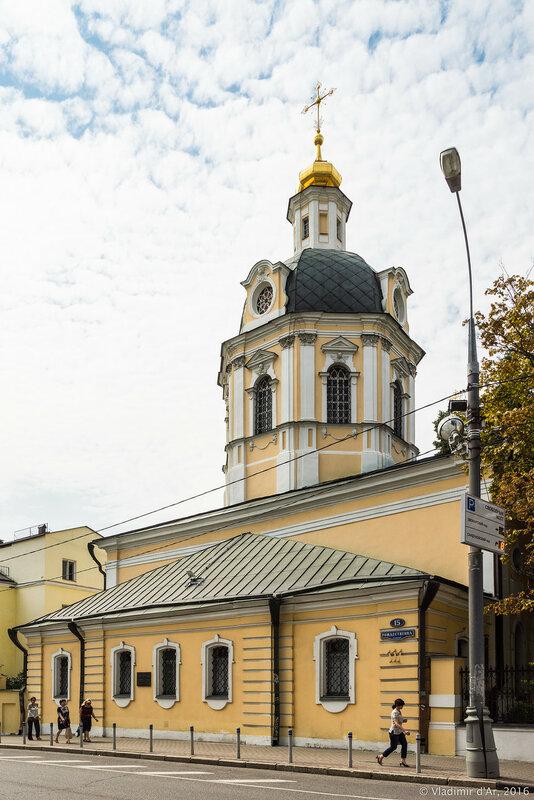 Церковь Николы в Звонарях