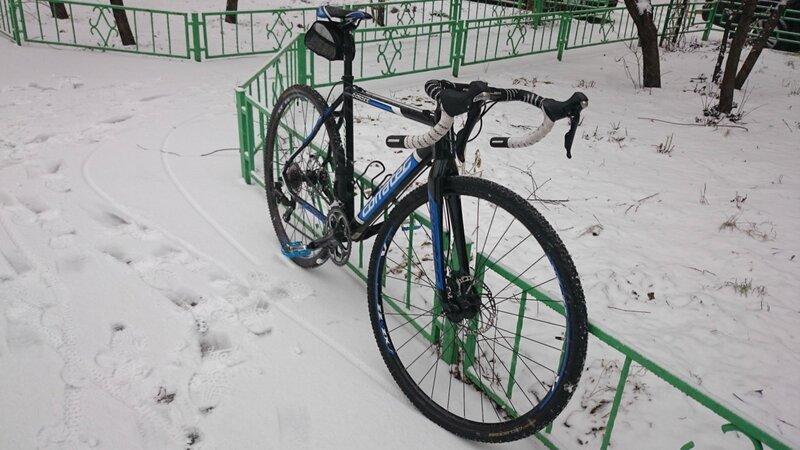 Циклокроссовый велосипед Corratec C Cross 105 Mech Disc