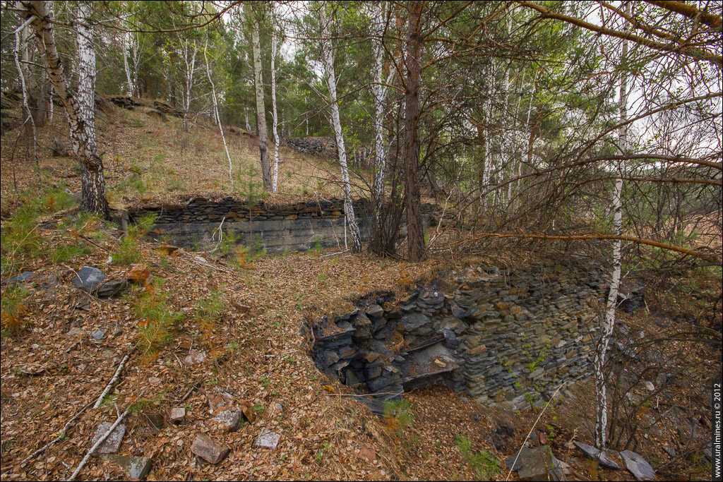Боевский графитовый рудник