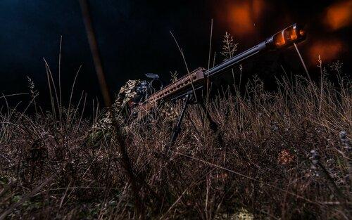 «Умную» снайперскую винтовку обучили «видеть» ночью